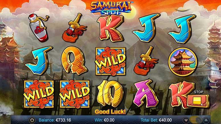 Samurai Slot